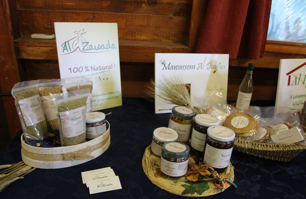 A set of newly repackaged and redesigned products from different cooperatives.