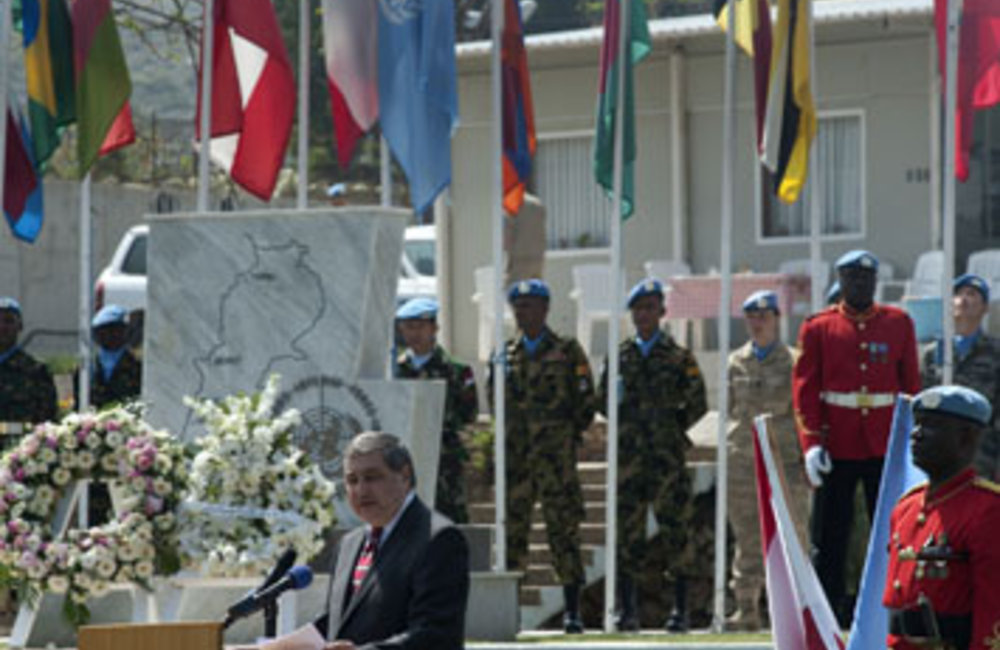 UNIFIL celebrates 36 years of its presence in southern Lebanon