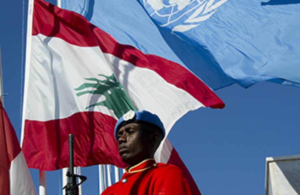 UNIFIL celebrates the 69th anniversary of the founding of the United Nations.