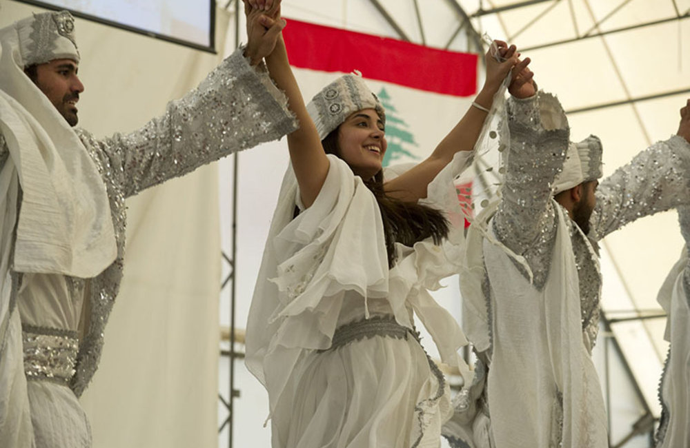 Lebanese Independence Day in Naqoura