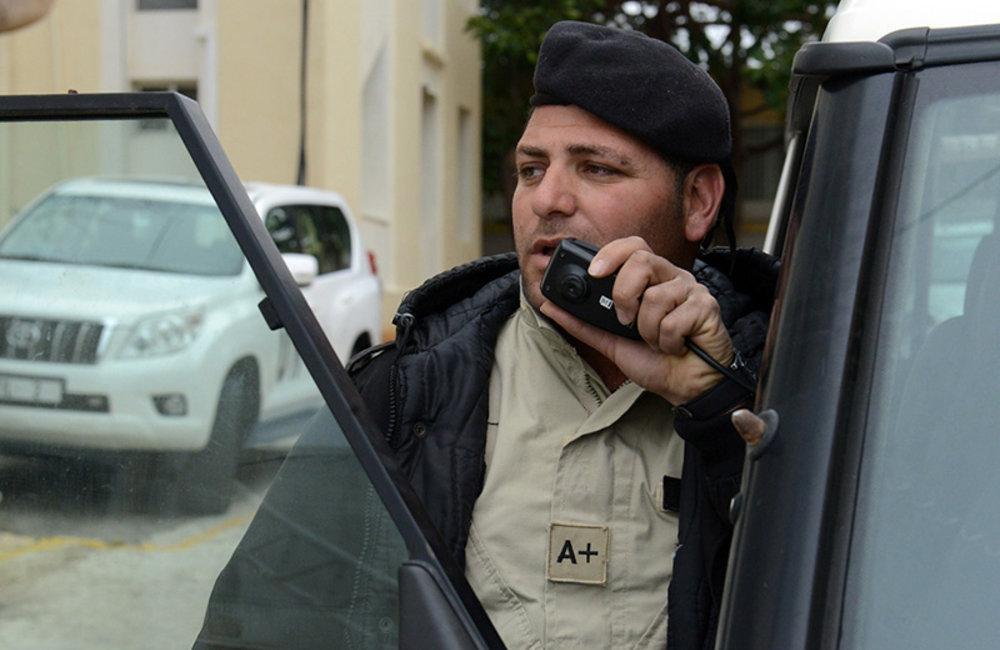 UNIFIL trains Tyre municipal policemen