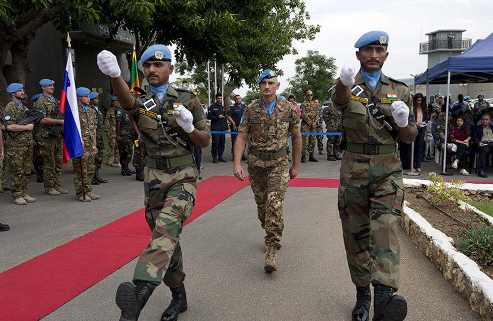 UNIFIL celebrates UN 70th Anniversary