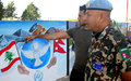 UNIFIL-supported wall paintings inaugurated in Chaqra