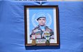 Tributes paid to fallen Indian peacekeeper