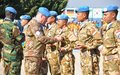 Indonesian peacekeepers awarded UN medals