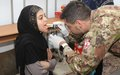 Italian peacekeepers launch medical campaign in Tyre