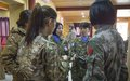 UNIFIL and LAF women attend experience exchange workshop