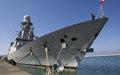 Italian naval vessel joins UNIFIL's MTF