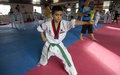 The Indomitable Spirit of Taekwondo