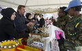 UNIFIL holds annual handicrafts exhibition in Shama