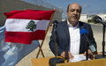 Message from Naqoura mayor on UN Peacekeepers' Day