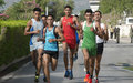 UNIFIL and LAF charity run for Nepal