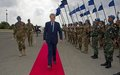 Italian Foreign Minister visits UNIFIL