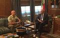 UNIFIL Head of Mission calls on Speaker Berri & General Kahwaji