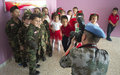 UNIFIL's Chinese peacekeepers brighten up public school in south Lebanon