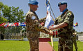 Major-General Michael Beary takes over command of UNIFIL
