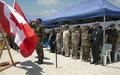 Ten years on: remembering fallen Peacekeepers