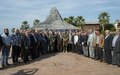 Strong partnership between peacekeepers and local community vital, UNIFIL head tells local leaders