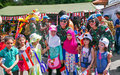 Music, dance, magic and more: UNIFIL troops enthrall children of south Lebanon