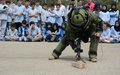 """UNIFIL's Force Commander Reserve takes part in """"Tyre By Bike"""" event"""