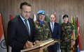 Prime Minister of The Republic of Ireland visits UNIFIL