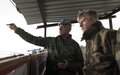 رئيس عمليات الأمم المتحدة لحفظ السلام جان بيير لاكروا يختتم زيارة لبنان