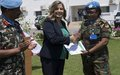UNIFIL strives to 'beat plastic pollution'