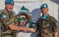 New commander of UNIFIL's French peacekeepers takes charge