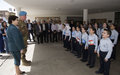 UNIFIL peacekeepers promote peace through cross-cultural exchanges