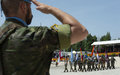 New batch of Spanish peacekeepers join UNIFIL