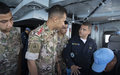 UNIFIL MTF and LAF Navy step up exercises, enhance capabilities