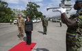 UN political and peacebuilding chief visits UNIFIL