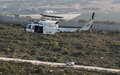 ITALAIR: UNIFIL's wings of peace serving in south Lebanon