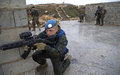 UNIFIL Finnish peacekeepers and LAF in coordinated exercise