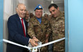 UNIFIL supports Tyre physiotherapy centre with equipment