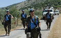 UNIFIL Spanish peacekeepers ensure peace and stability in south-east Lebanon