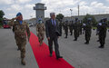 Foreign Minister Hitti visits UNIFIL and Blue Line