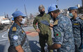 UNIFIL naval peacekeepers from Bangladesh remain committed amid disaster