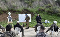 Marksmanship training for Lebanese State Security personnel