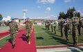 Korean peacekeepers receive service medals