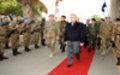 President Michel Suleiman visits UNIFIL on 27 December 2008