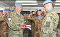 Croatian Contingent ends mission with UNIFIL