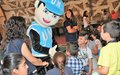 UNIFIL peacekeepers host 50 children