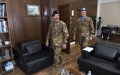 Italian Chief of Army visits UNIFIL