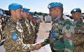 120 Kazakh troops join UNIFIL