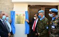 UNIFIL-supported Red Cross building opens in Shab'a village