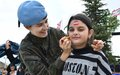 120 children visit UNIFIL's Sector East HQ
