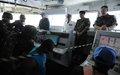 UNIFIL's Maritime Task Force conducts joint exercise with LAF Navy