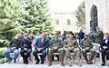 Local leaders join UNIFIL exhibition marking 40th anniversary