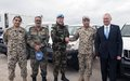 UNIFIL donates UN assets to General Security